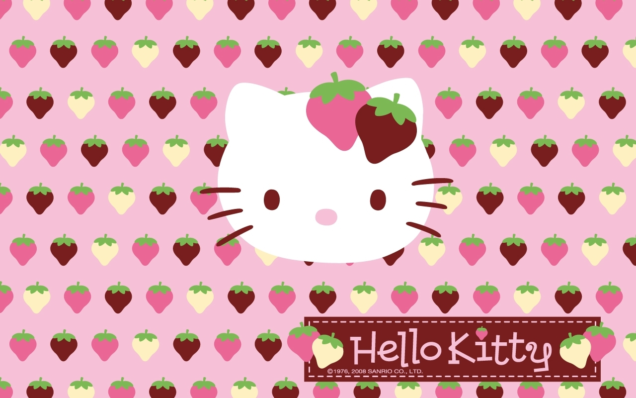 Hello Kitty Hd Wallpaper Hello Kitty Wallpaper Laptop
