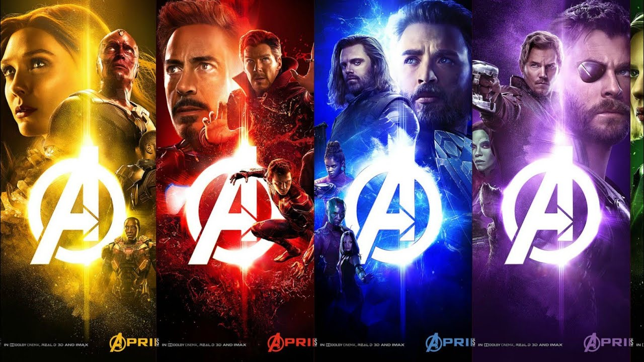 Avengers Infinity War Avengers Endgame Wallpaper Hd