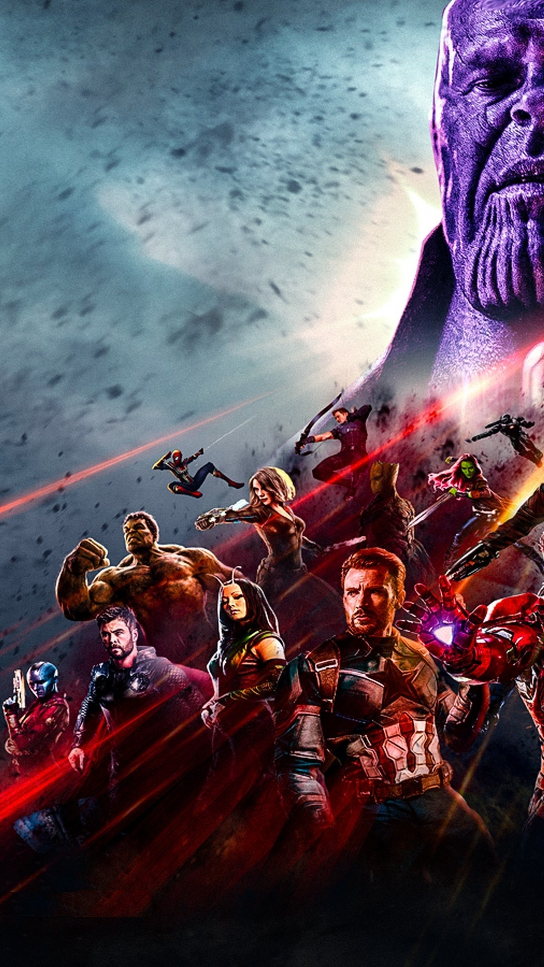 Avengers Infinity War Wallpaper Iphone Resolution - Avengers Wallpaper 4k Iphone , HD Wallpaper & Backgrounds