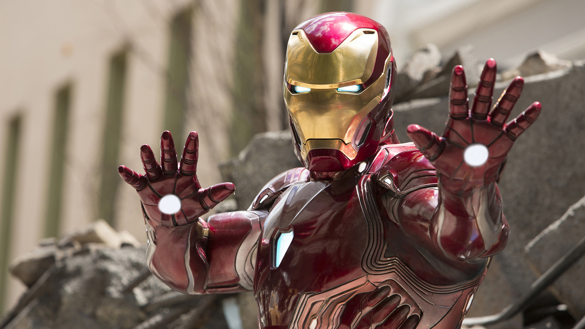 Avengers Endgame Iron Man Suit 307298 Hd Wallpaper