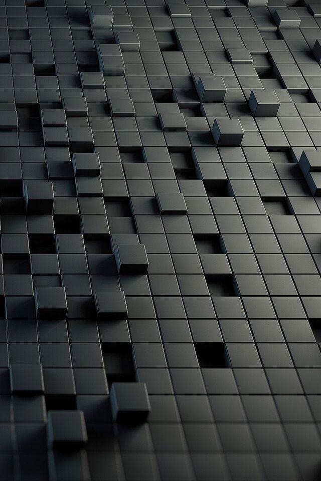75 Free Retina Display Iphone Dark 3d Cubes Samsung 307721 Hd Wallpaper Backgrounds Download