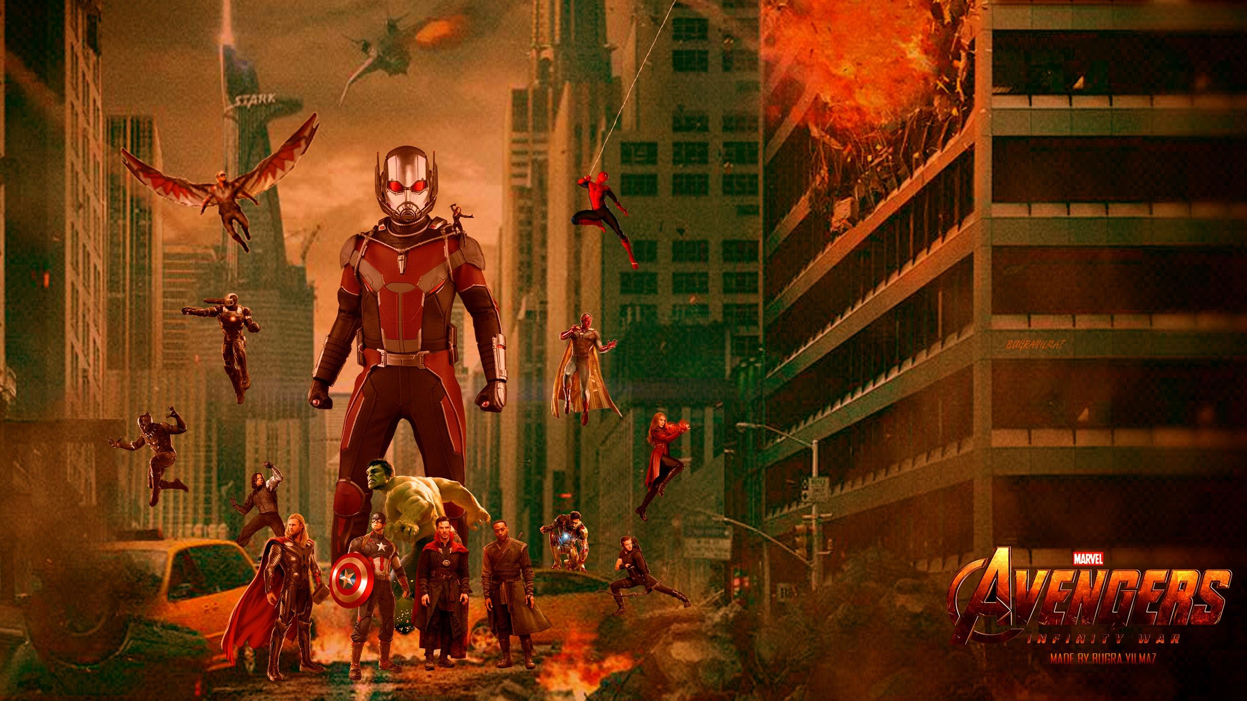 Avengers Infinity War Wallpaper Hd 307740 Hd Wallpaper