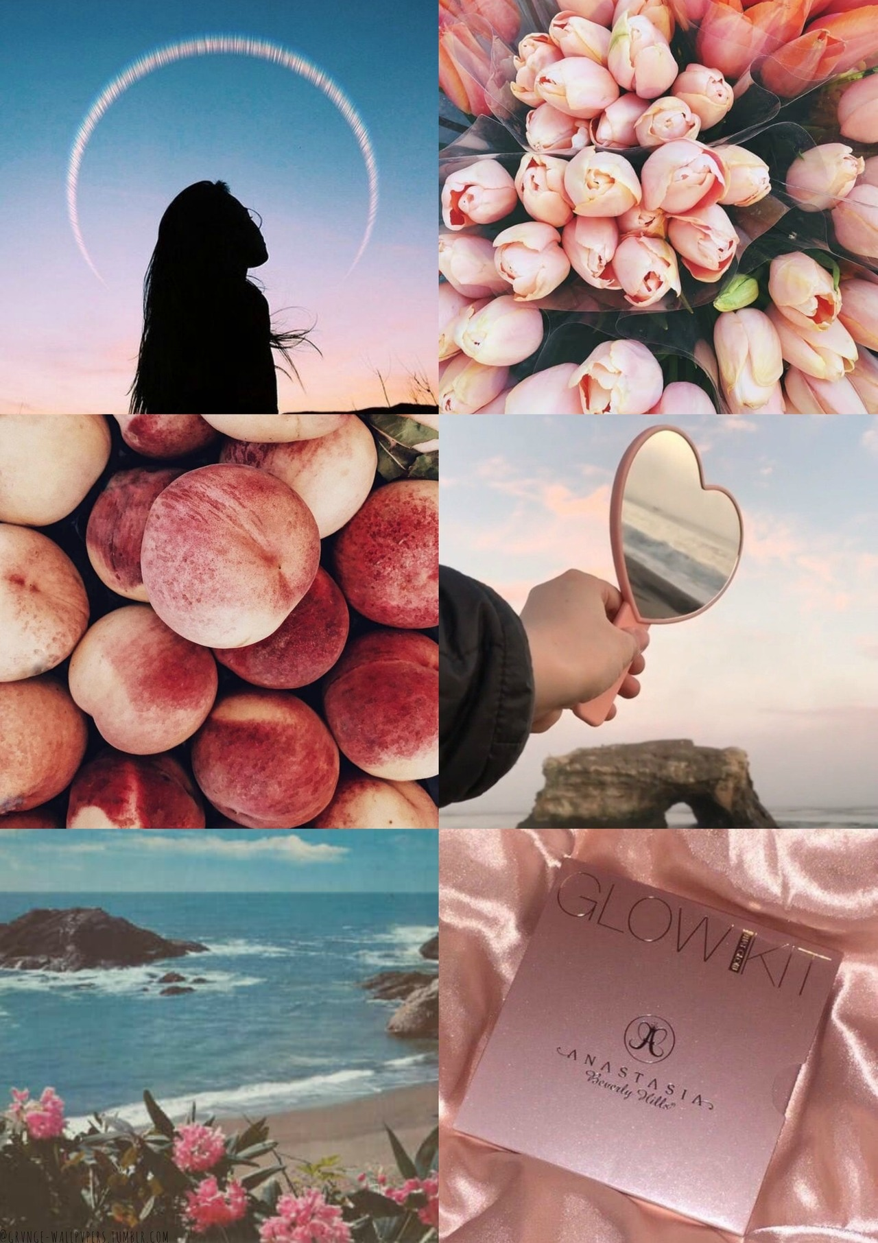 Pink Aesthetic Photography Grunge Wallpaper Lockscreen Fancy