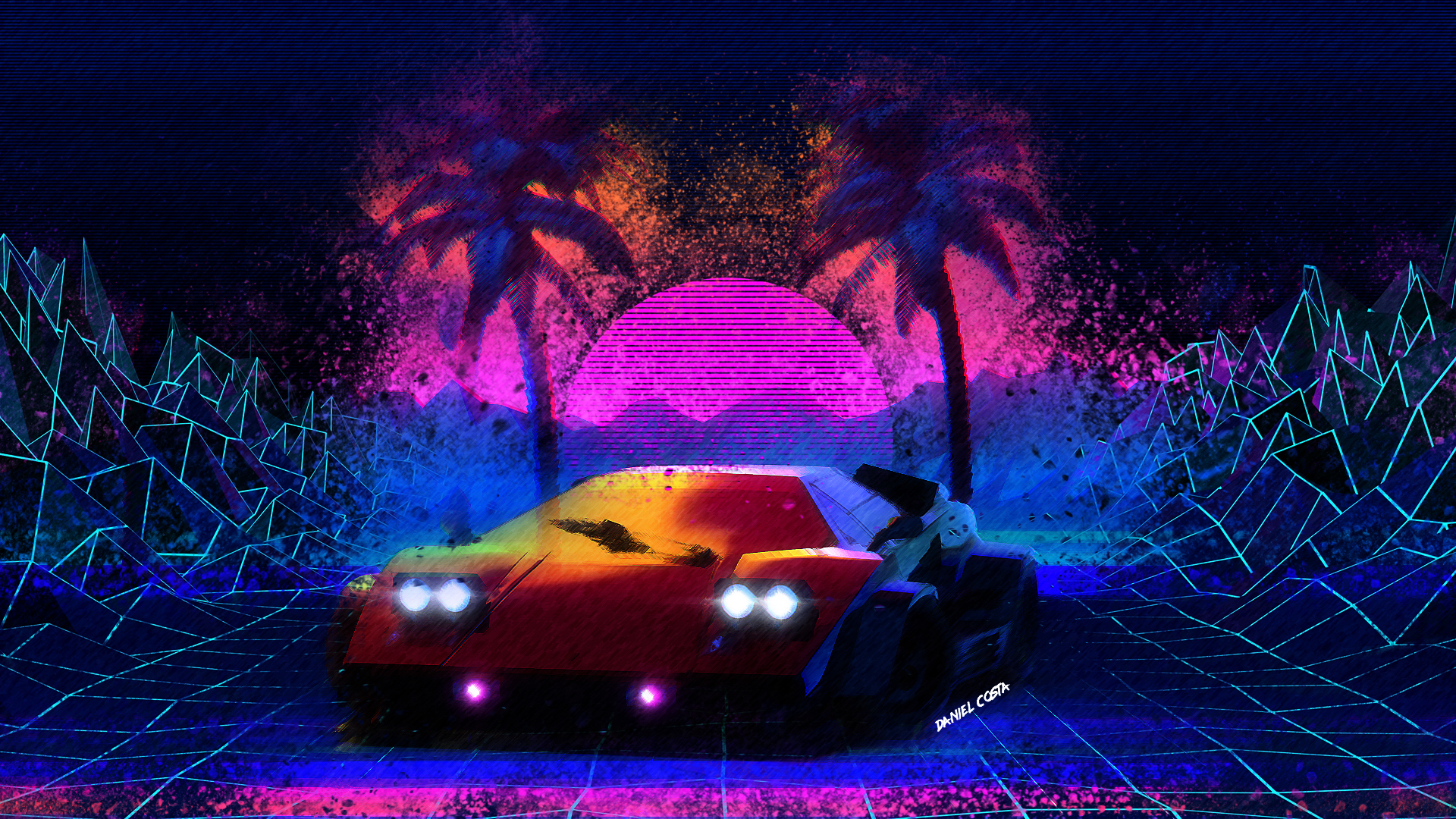 22+ Synthwave Car Interior Pictures