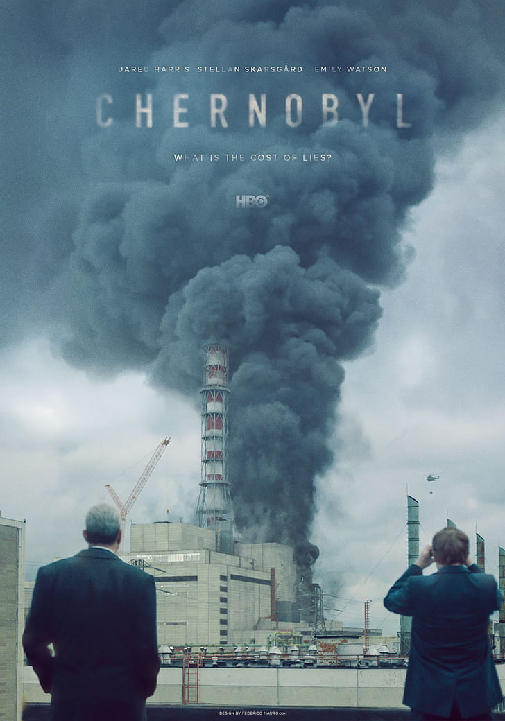 Chernobyl, Hbo, Tv Series, Disaster, Poster, Nuclear - Chernobyl Poster , HD Wallpaper & Backgrounds