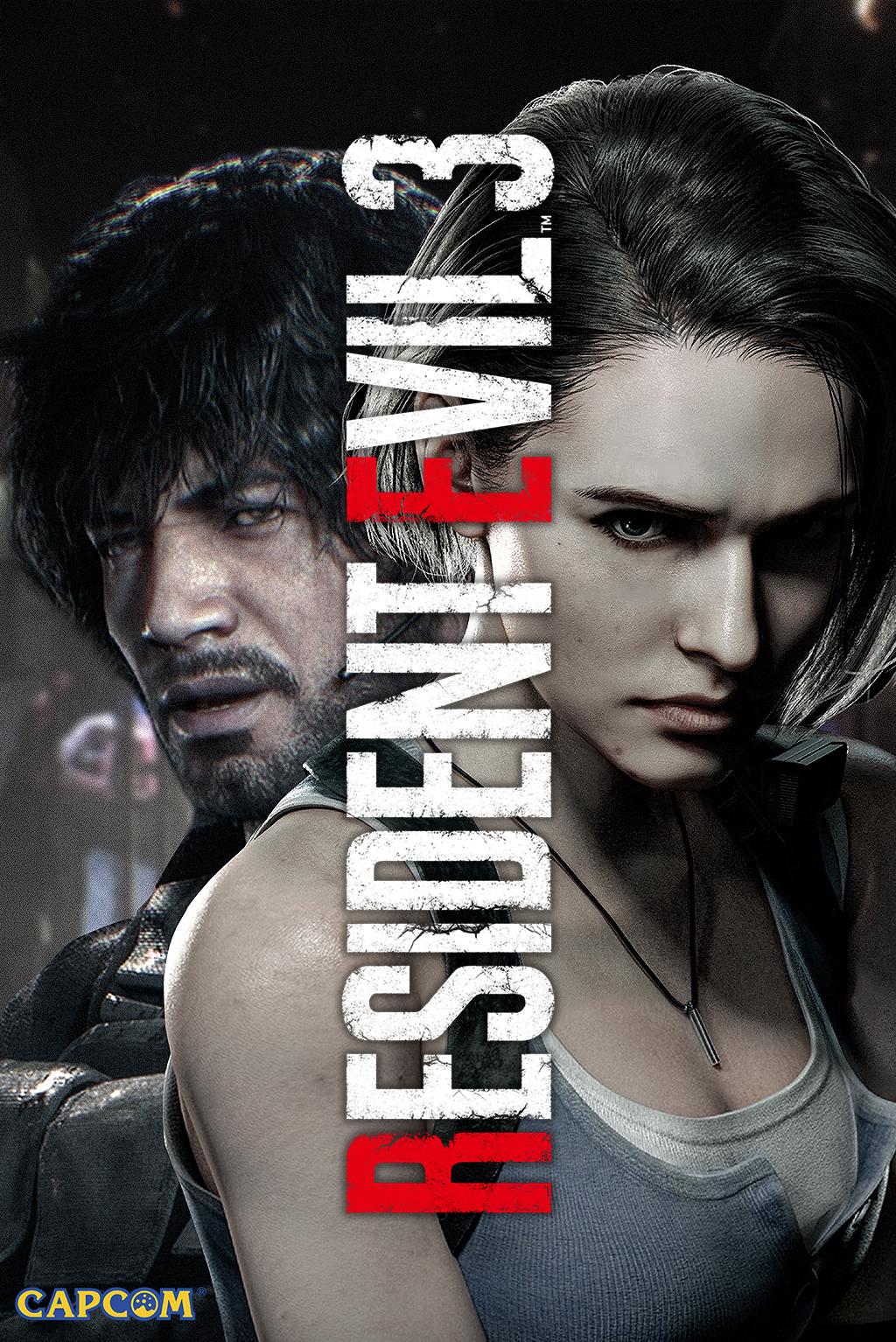 Resident Evil 3 Remake Jill , HD Wallpaper & Backgrounds