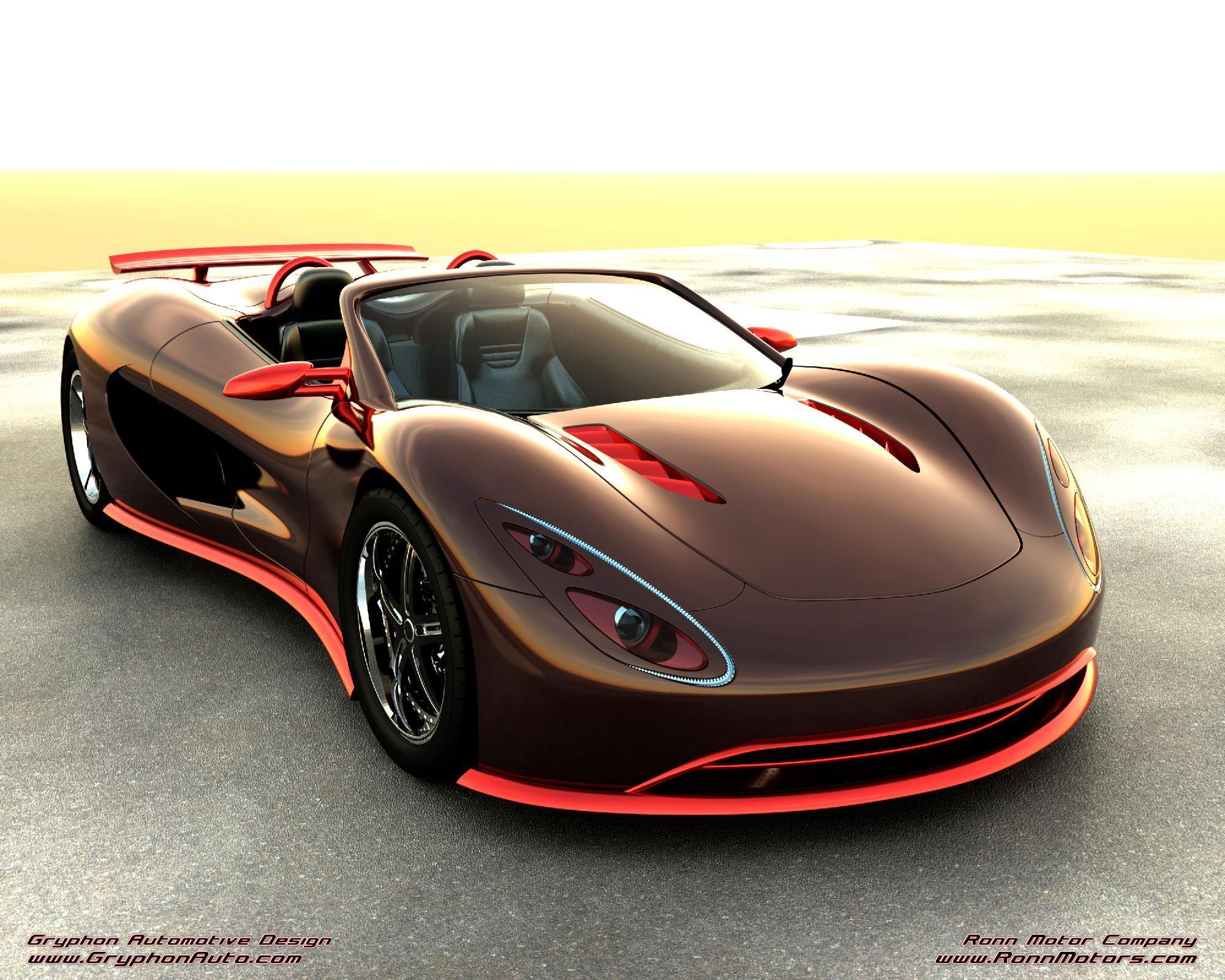 Scorpion Hydrogen Sports Car , HD Wallpaper & Backgrounds