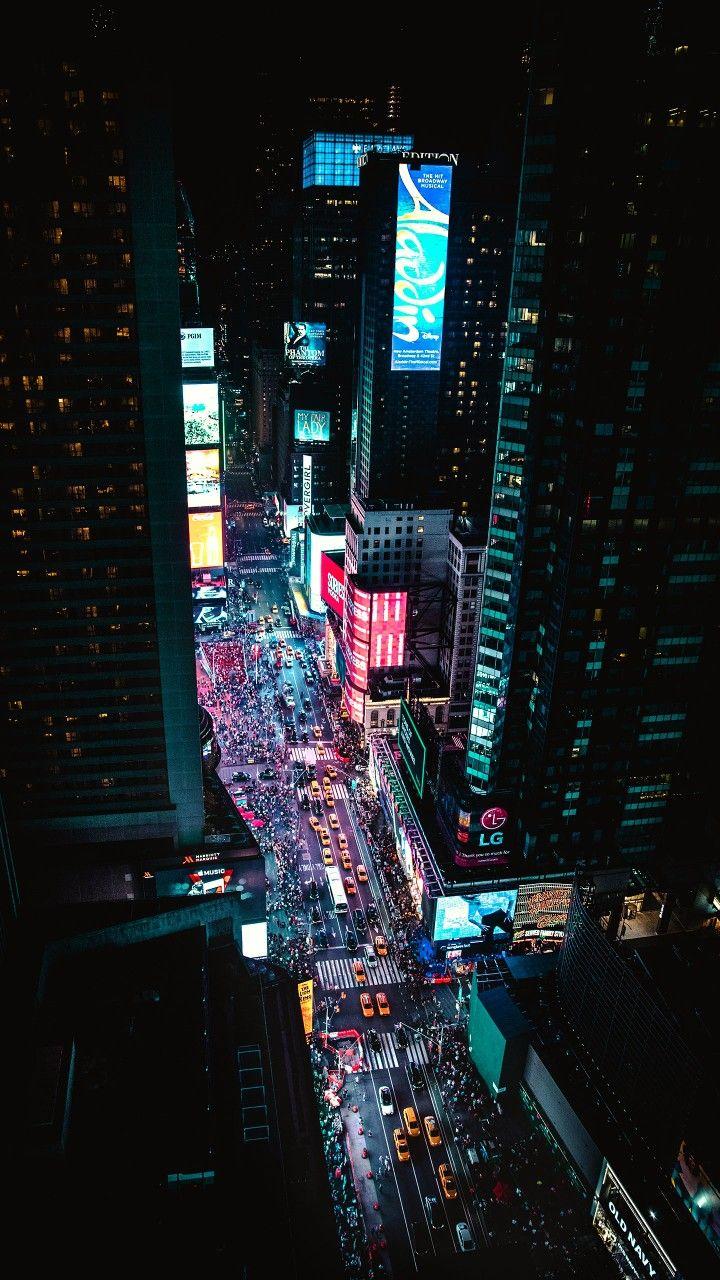 Cyberpunk City Wallpaper - City Wallpaper Iphone 11 , HD Wallpaper & Backgrounds