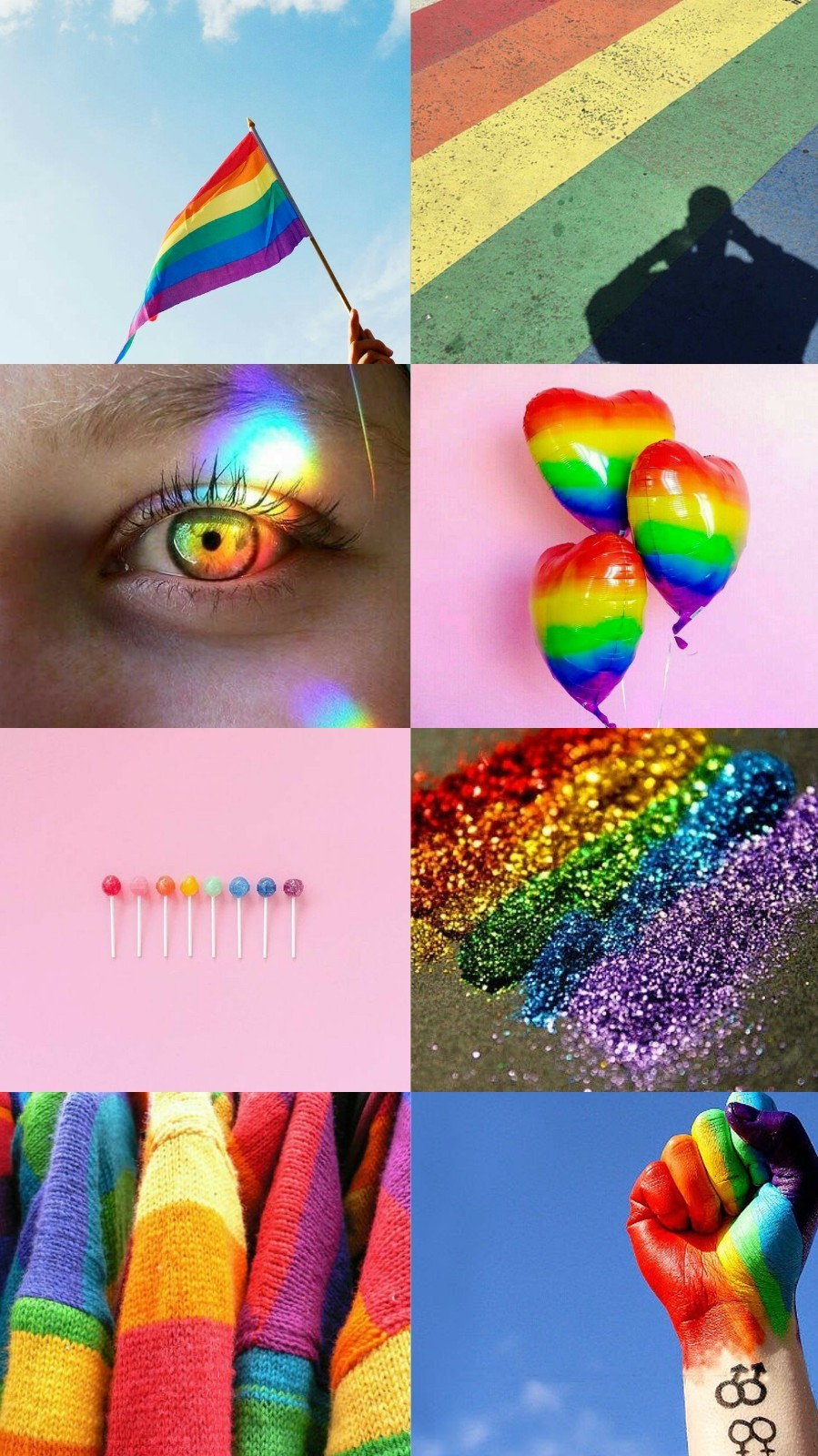 Gay Pride Aesthetic Aesthetic Lgbt Wallpaper Iphone 3012649 Hd Wallpaper Backgrounds Download