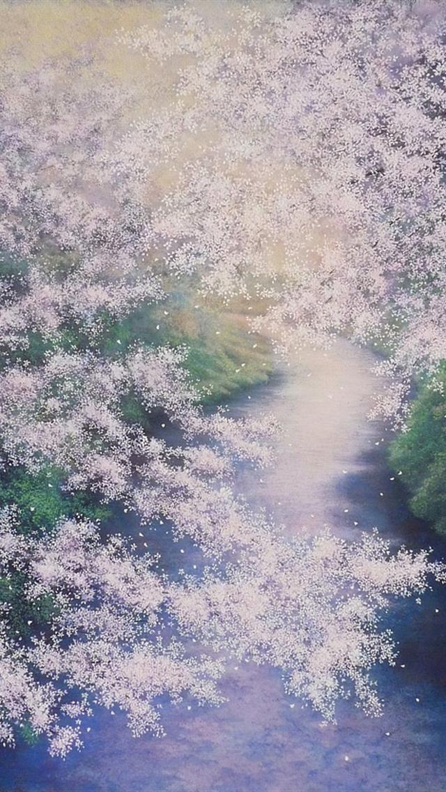 Pretty Tree Art Iphone 5 Hd Wallpapers Hd Iphone 5 - Background Hd For Iphone Pretty , HD Wallpaper & Backgrounds