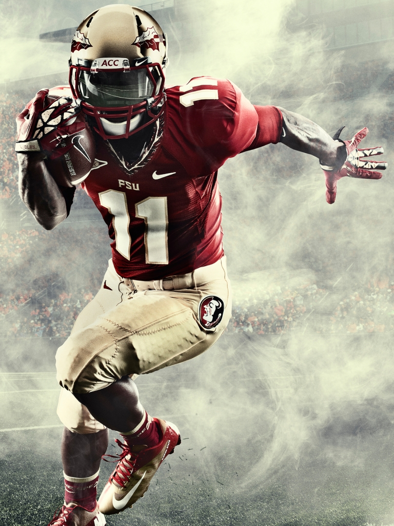 American Football Nike 3wallpapers Iphone Parallax - Facebook Cover Photo Sports , HD Wallpaper & Backgrounds