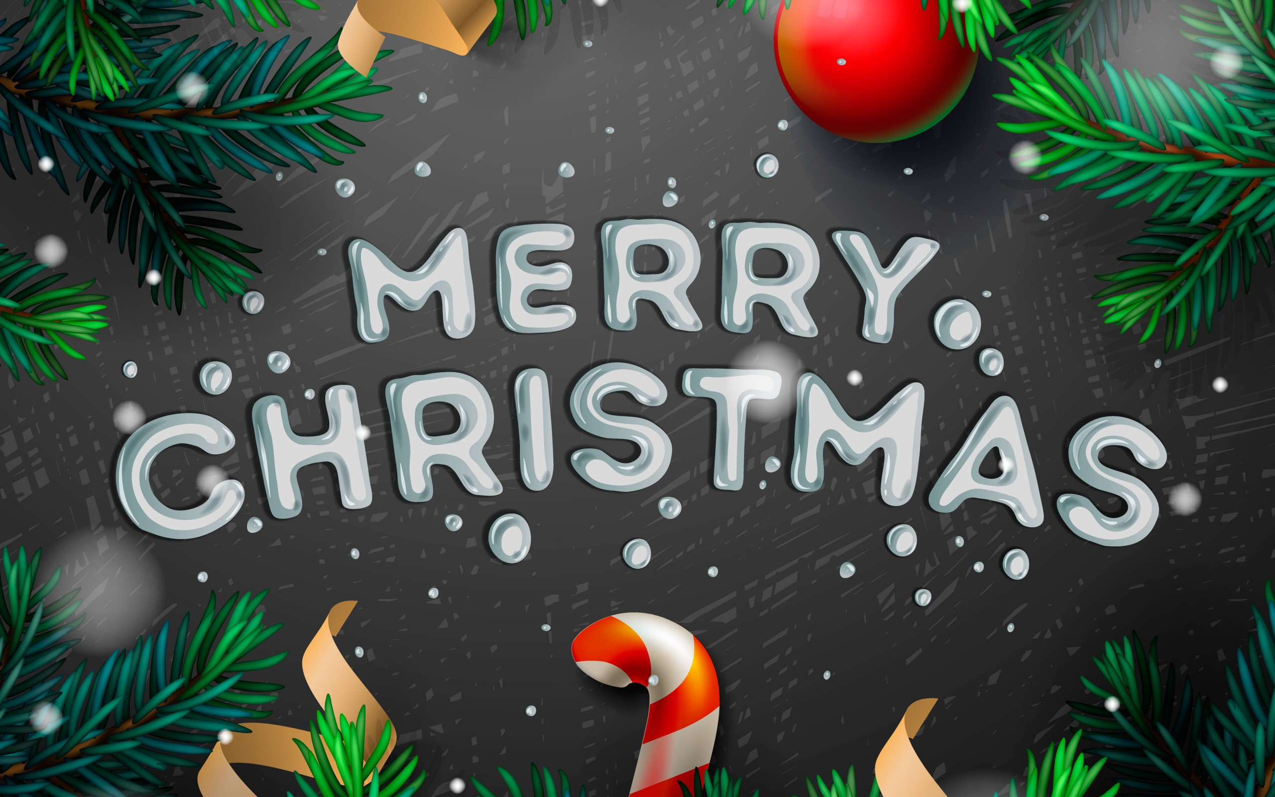 Merry Christmas Wallpaper For Pc , HD Wallpaper & Backgrounds