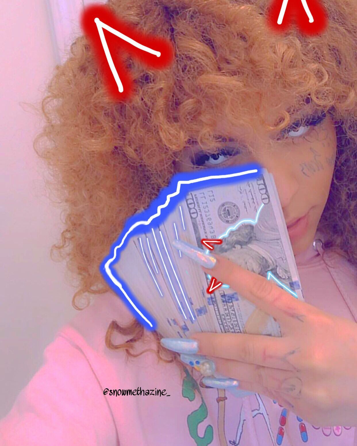Gangster Girl Bad Girl Aesthetic Rapper Wallpaper Gangsta Pink Ski Mask Aesthetic 3027297 Hd Wallpaper Backgrounds Download
