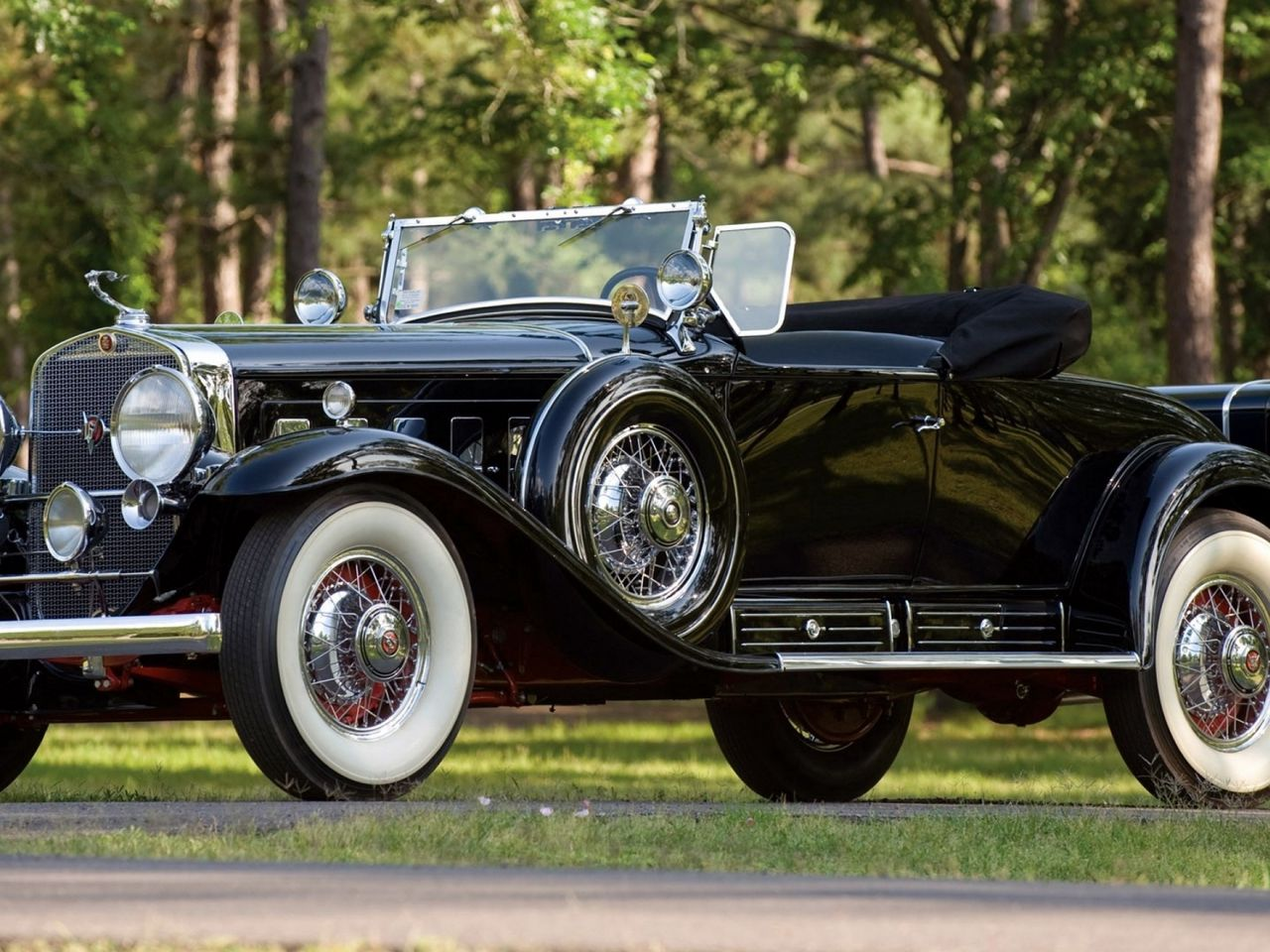 Wallpaper Cadillac, Vintage Car, American Car - Vintage Car , HD Wallpaper & Backgrounds