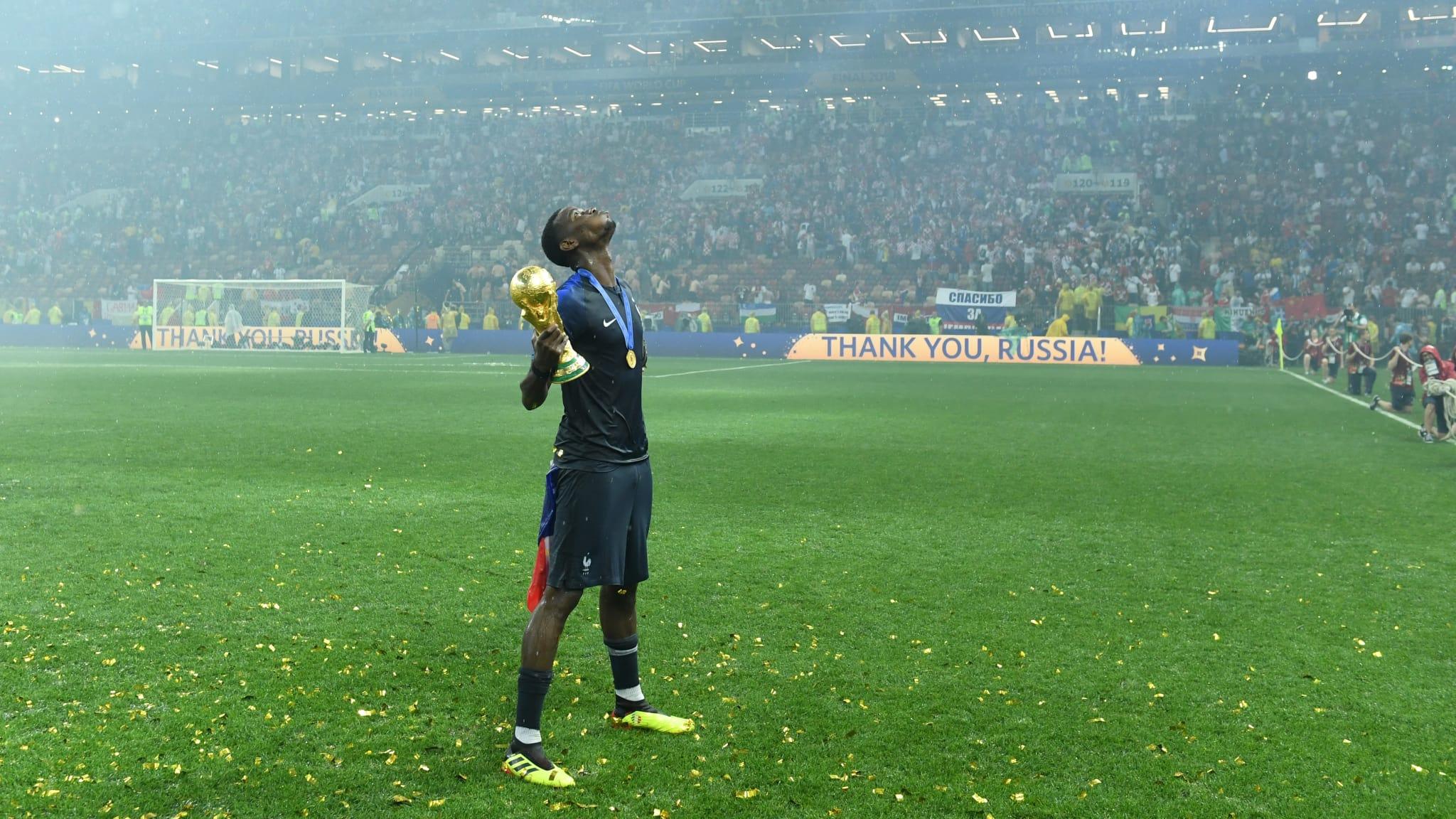 France V Croatia - Fifa World Cup 2018 Best Moments , HD Wallpaper & Backgrounds