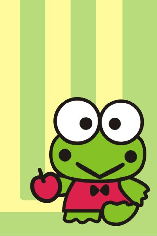 Hello Kitty Frog Coloring Pages 3034305 Hd Wallpaper Backgrounds Download
