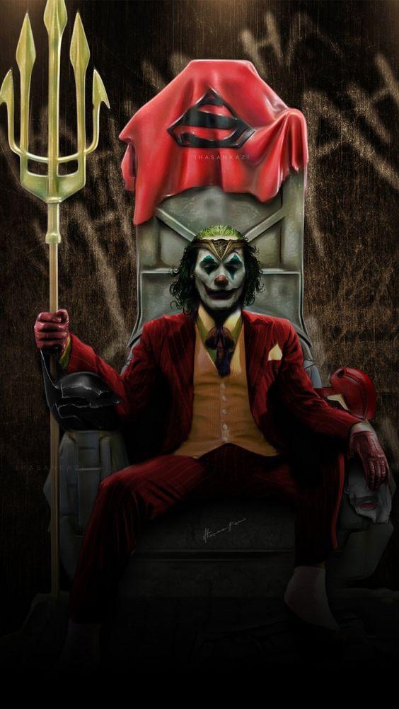 Background Joker Wallpaper Iphone , HD Wallpaper & Backgrounds
