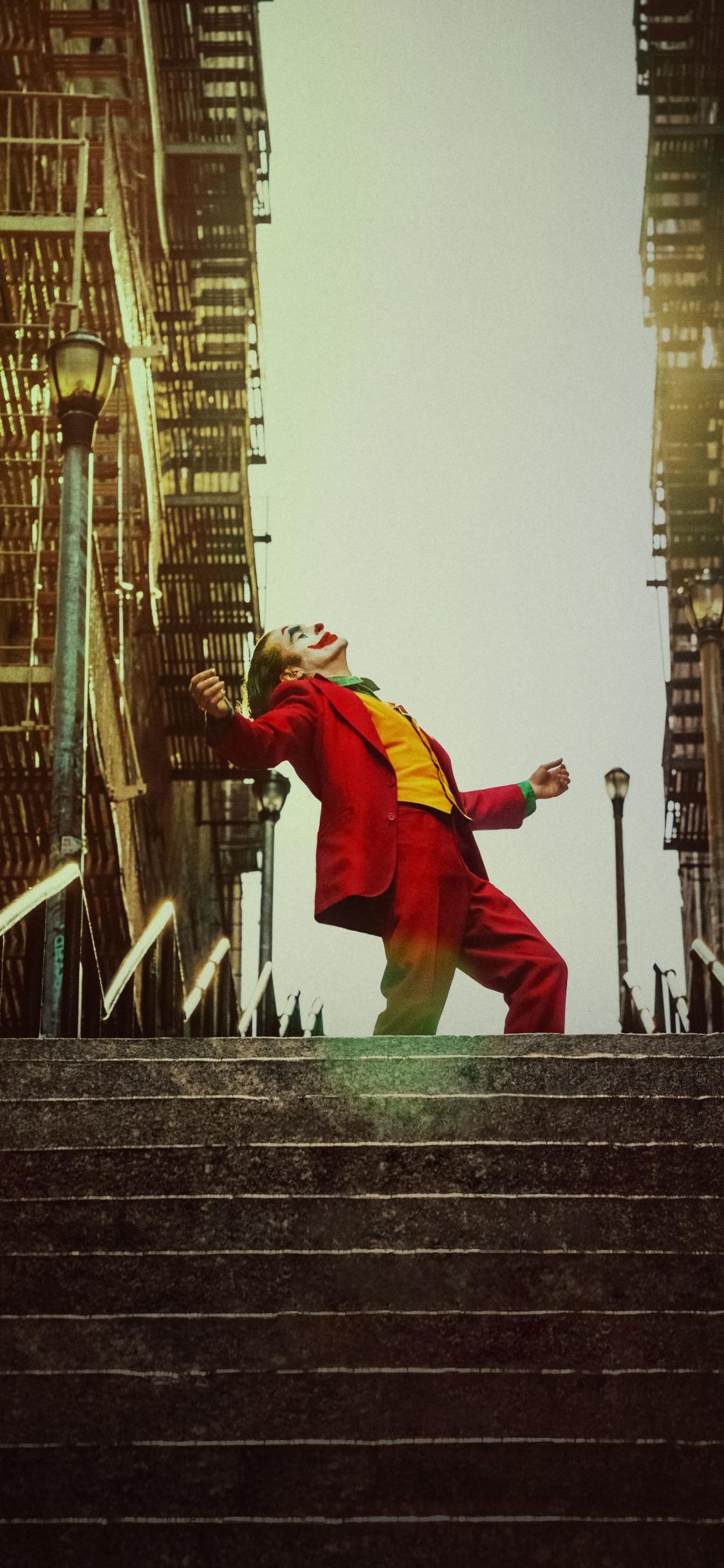 Joker 2019 Wallpaper Iphone , HD Wallpaper & Backgrounds