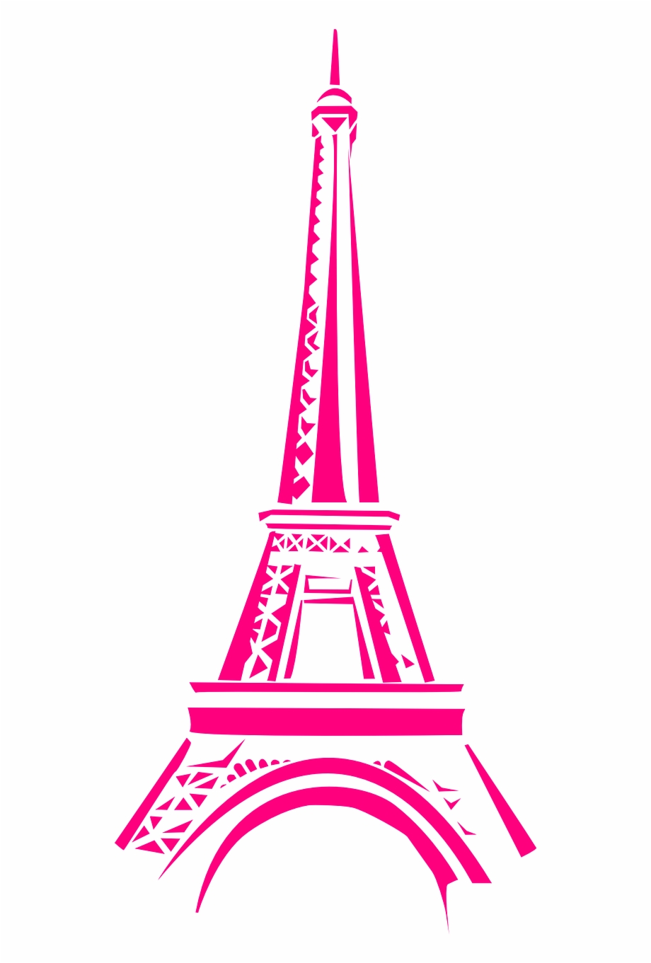 France, Eiffel Tower France Landmark Paris Tower E - Eiffel Tower Clipart,  HD Png Download - 944x1280(#59118) - PngFind