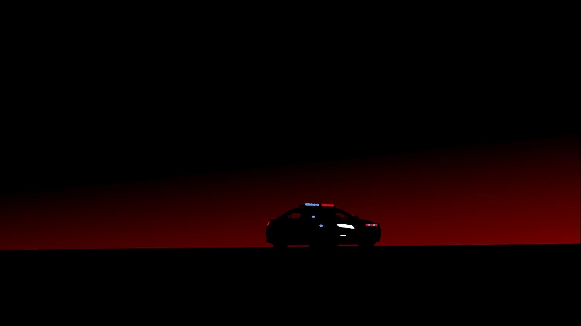 Wallpaper Car, Art, Outlines, Minimalism, Night - Car Minimalist Wallpaper 1080p , HD Wallpaper & Backgrounds