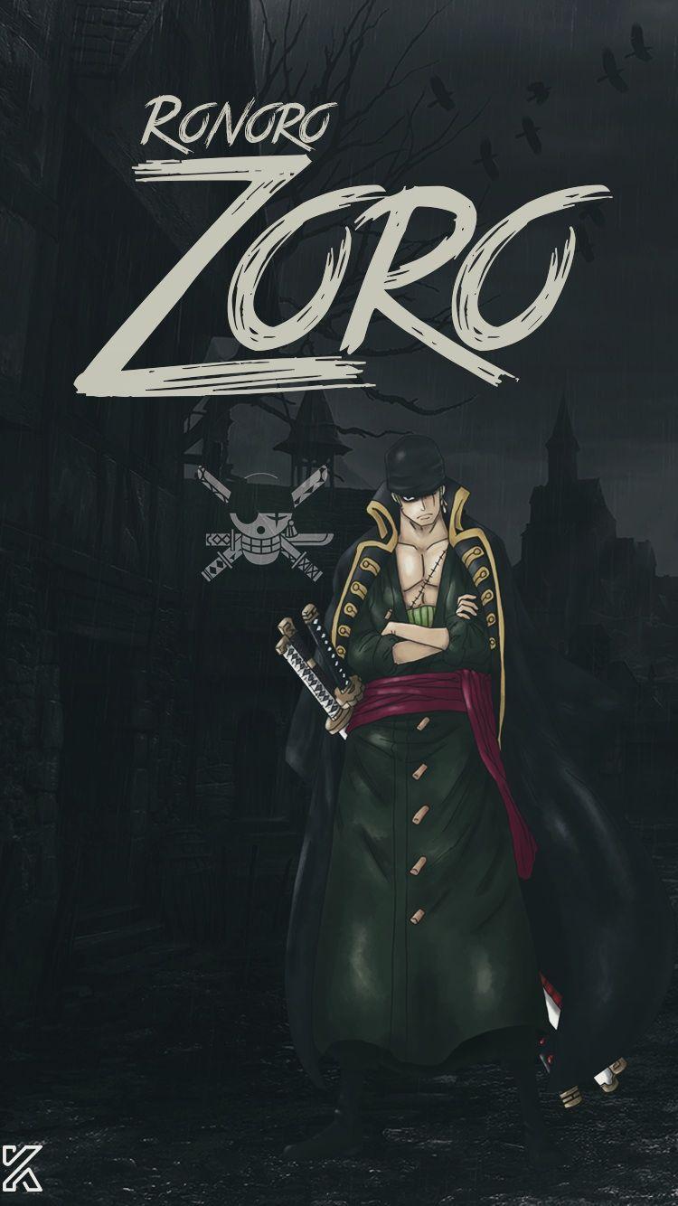 Roronoa Zoro Live Wallpaper For Pc