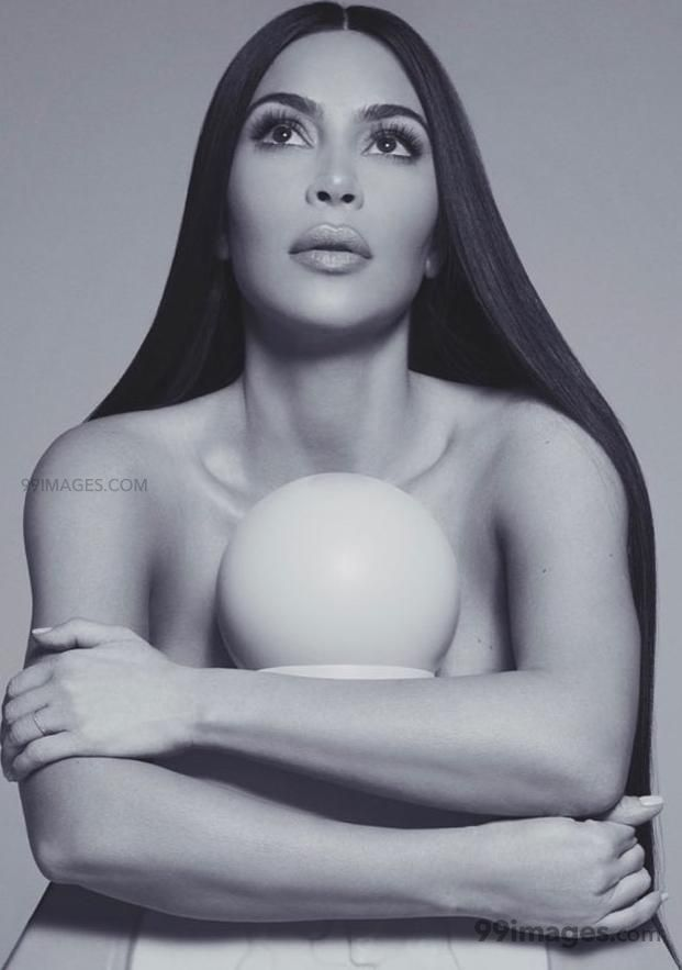 Kim Kardashian Hot Hd Photos / Wallpapers (instagram - Photoshoot Kim Kardashian Cher , HD Wallpaper & Backgrounds