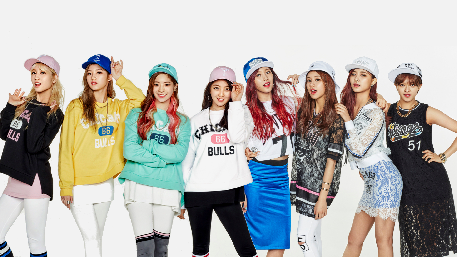 Twice Jyp Ent Images Twice Hd Wallpaper And Background - Twice And Got7 Photoshoot , HD Wallpaper & Backgrounds