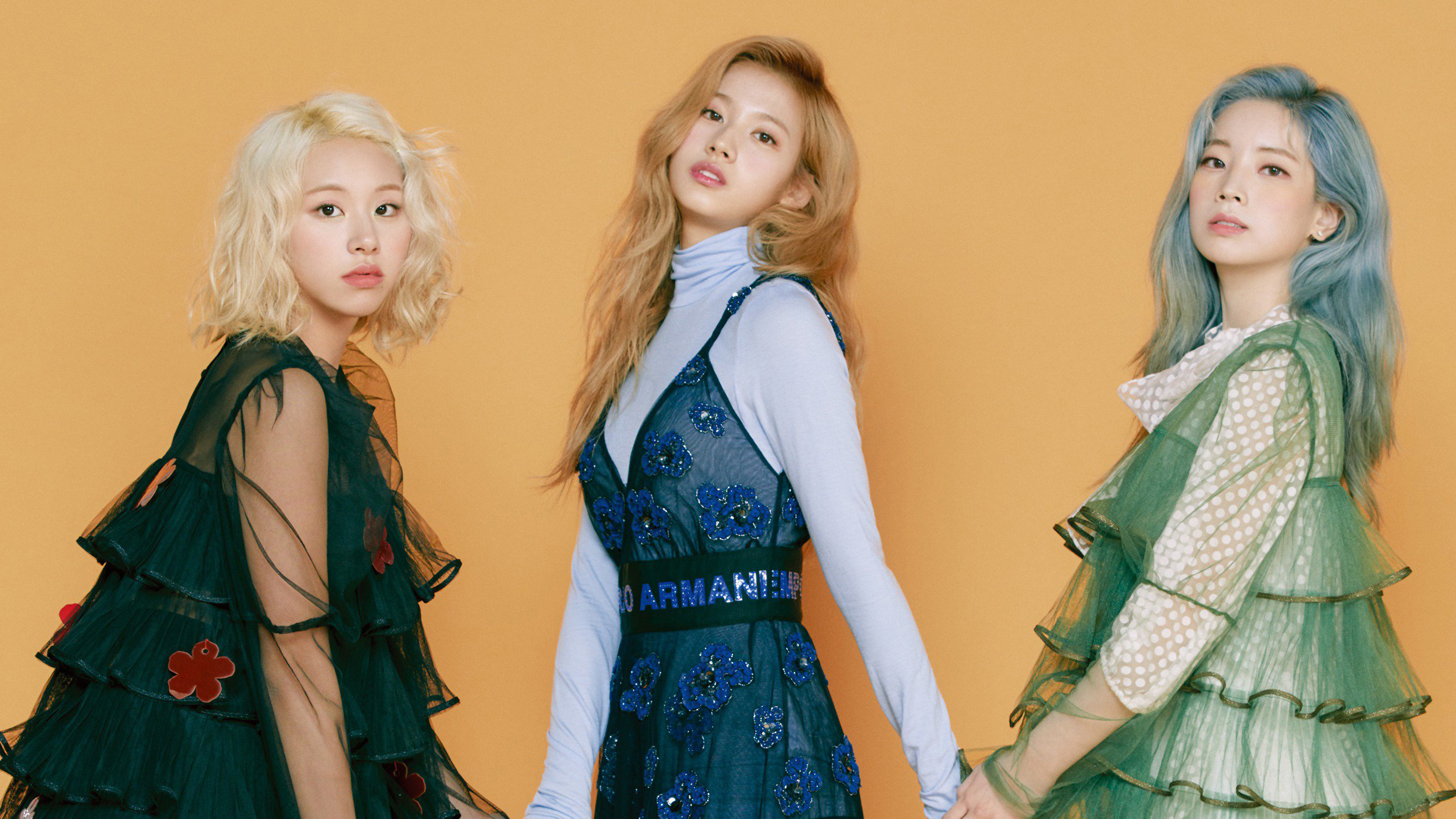 Twice Chaeyoung Sana Dahyun Allure 4k Wallpaper Twice Sana Chaeyoung Dahyun 3057123 Hd Wallpaper Backgrounds Download