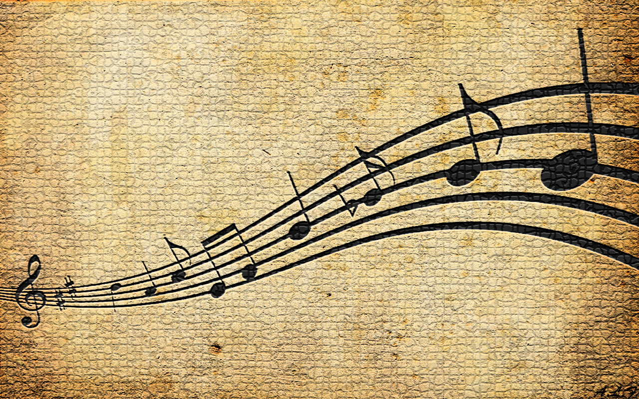 Background Music Instruments Images Hd , HD Wallpaper & Backgrounds