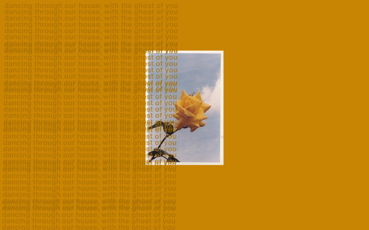 Aesthetic Backgrounds Yellow Desktop , HD Wallpaper & Backgrounds