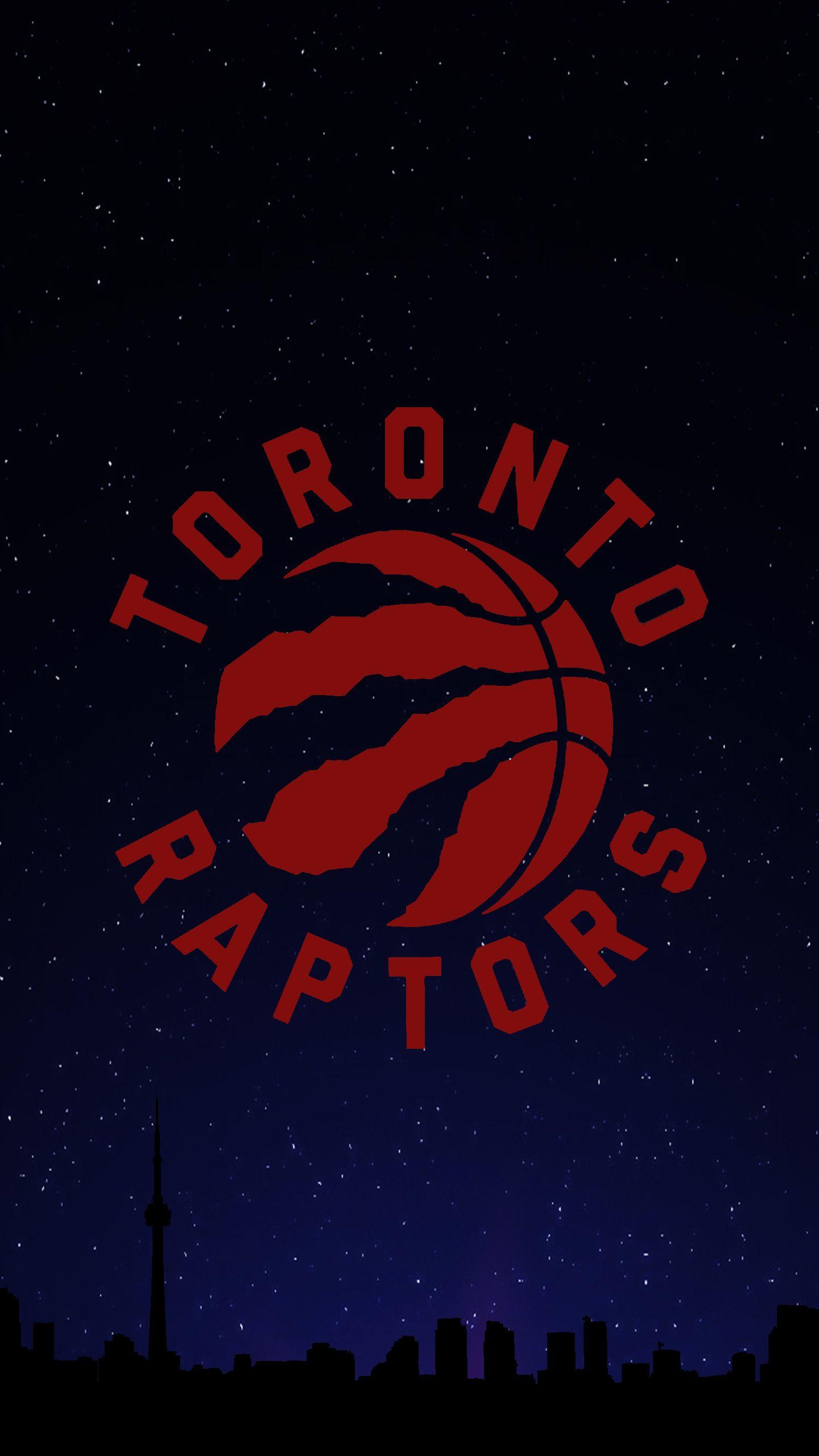 Created Some Toronto Raptors Phone Wallpaper - Toronto Raptors Iphone Background , HD Wallpaper & Backgrounds