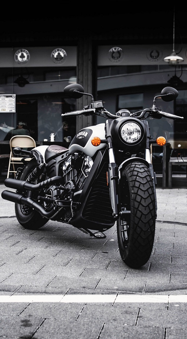 Indian Motorcycle Wallpaper Iphone , HD Wallpaper & Backgrounds