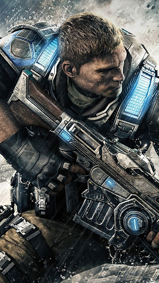 Gears Of War K Wallpaper Free K Wallpaper - Gears Of War 4 , HD Wallpaper & Backgrounds
