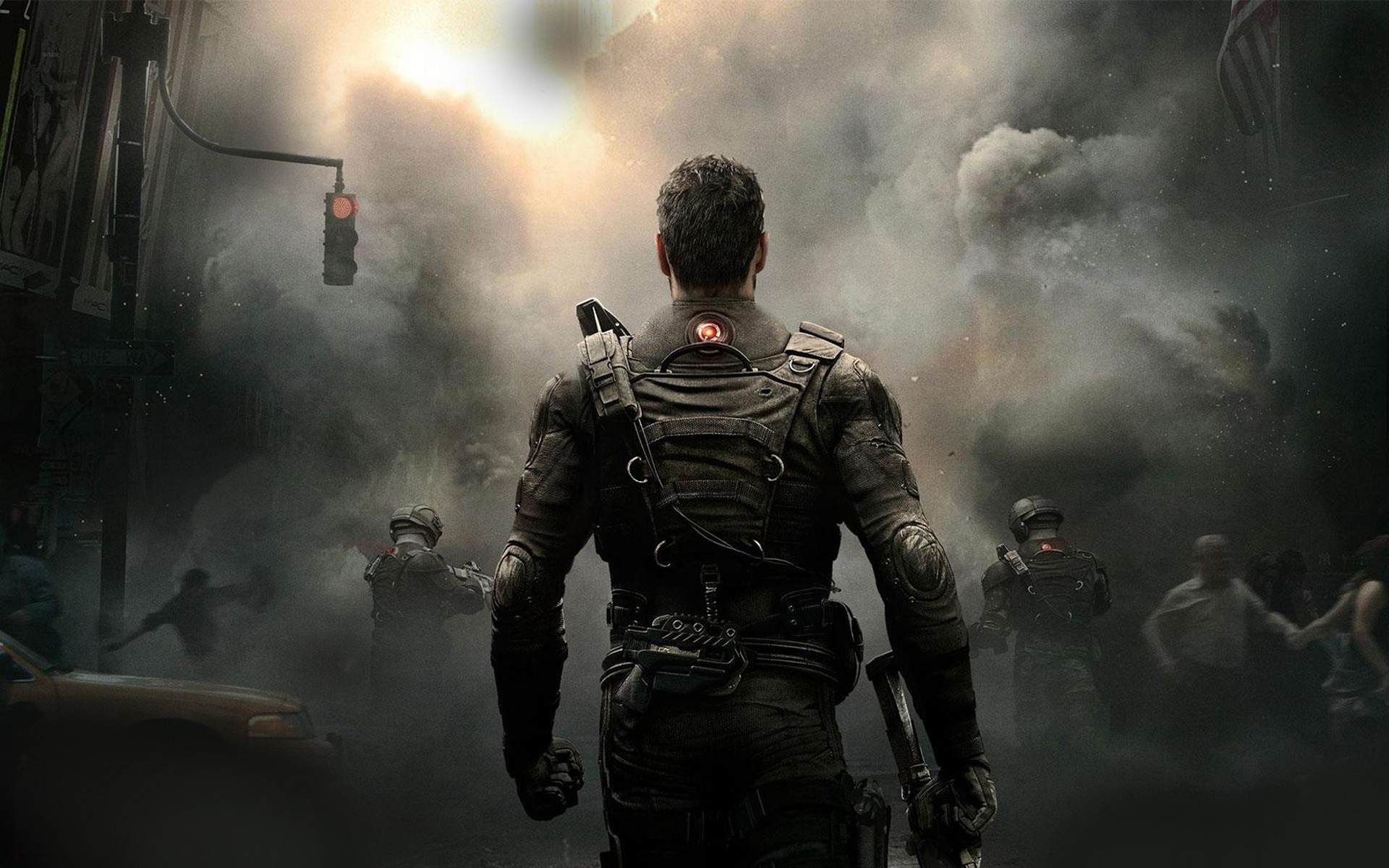 War Wallpapers - Gameplayergroup - Epic Game Background , HD Wallpaper & Backgrounds