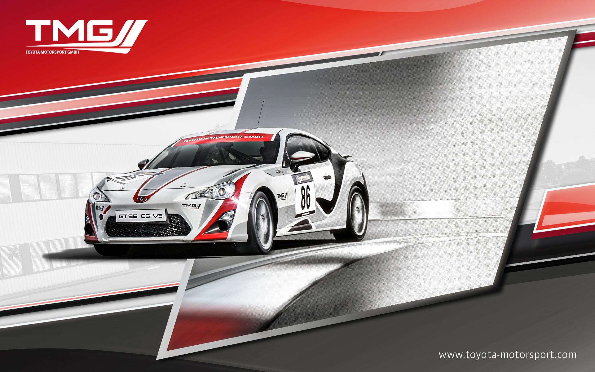 Toyota Gazoo Racing , HD Wallpaper & Backgrounds