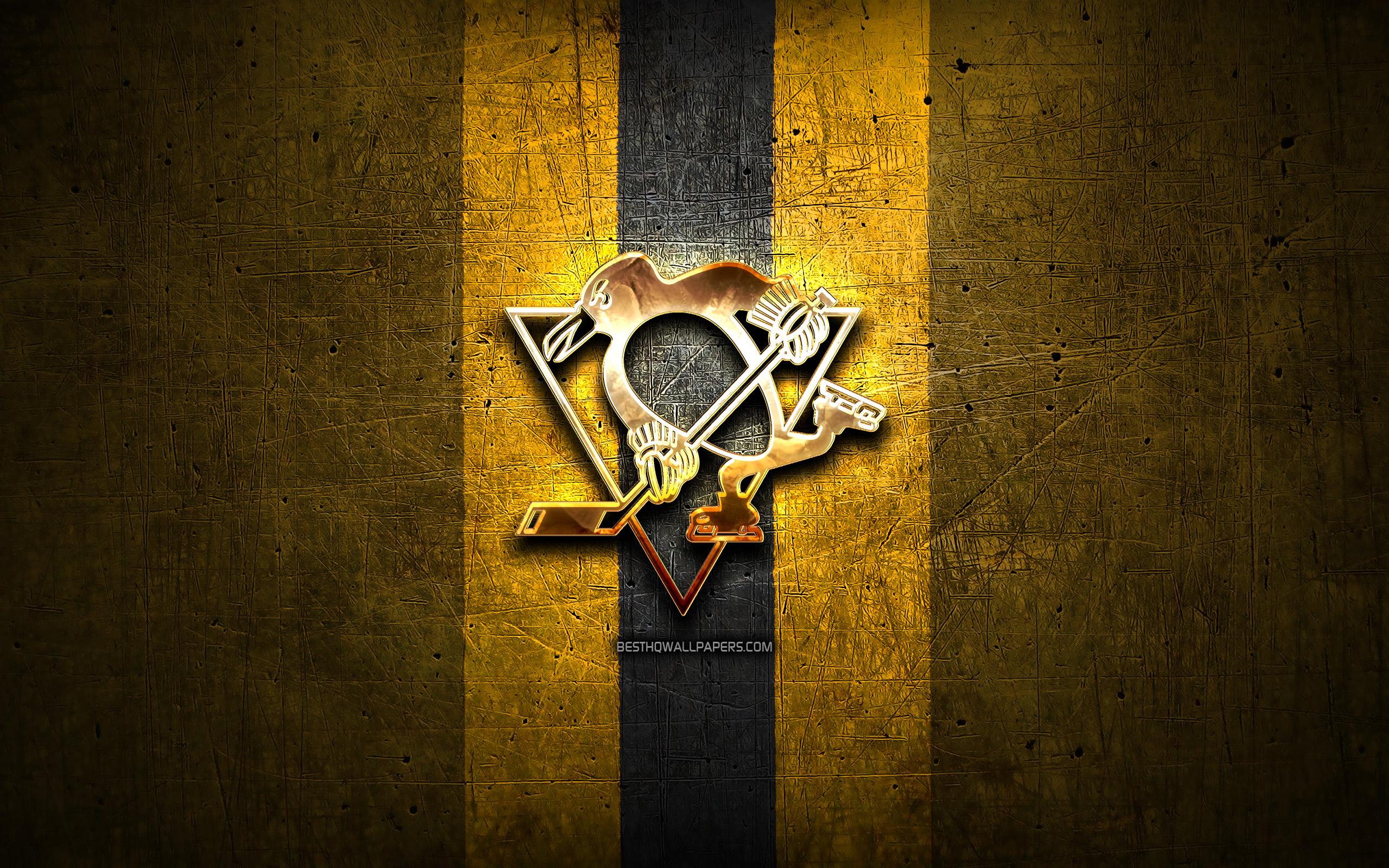 Pittsburgh Penguins Phone Wallpaper - Pittsburgh Penguins Best Logo , HD Wallpaper & Backgrounds