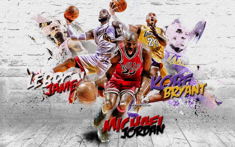 Nba Wallpaper Basketball Legends , HD Wallpaper & Backgrounds