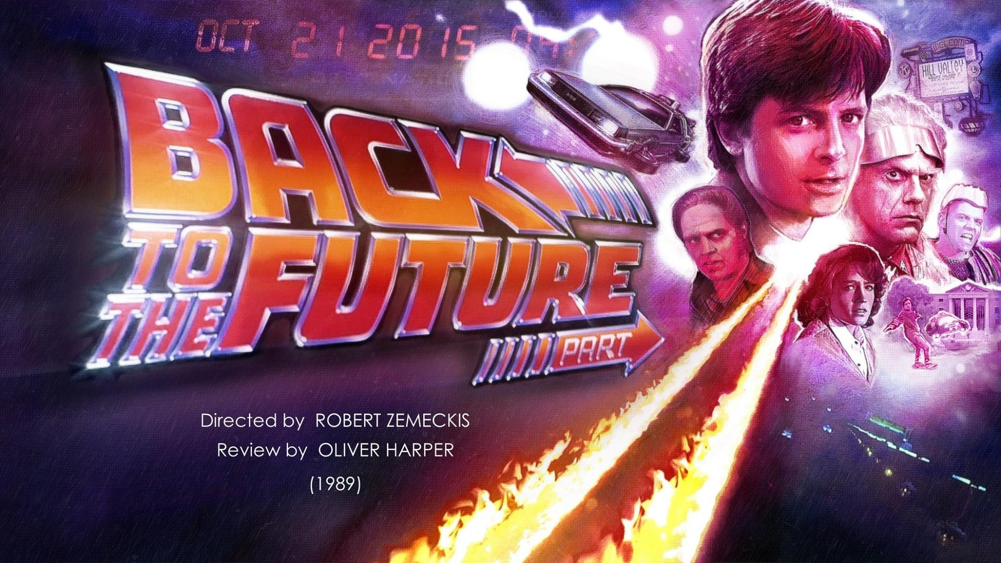 Back To The Future Part Ii High Quality Background - Back The To Future 4 , HD Wallpaper & Backgrounds