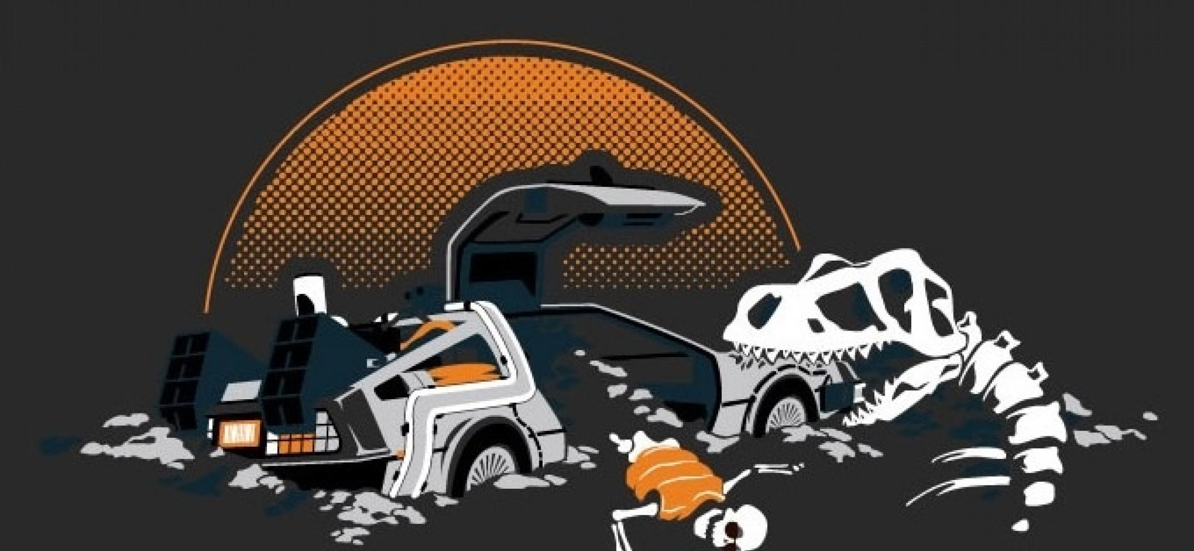 Back 2 The Future Art , HD Wallpaper & Backgrounds