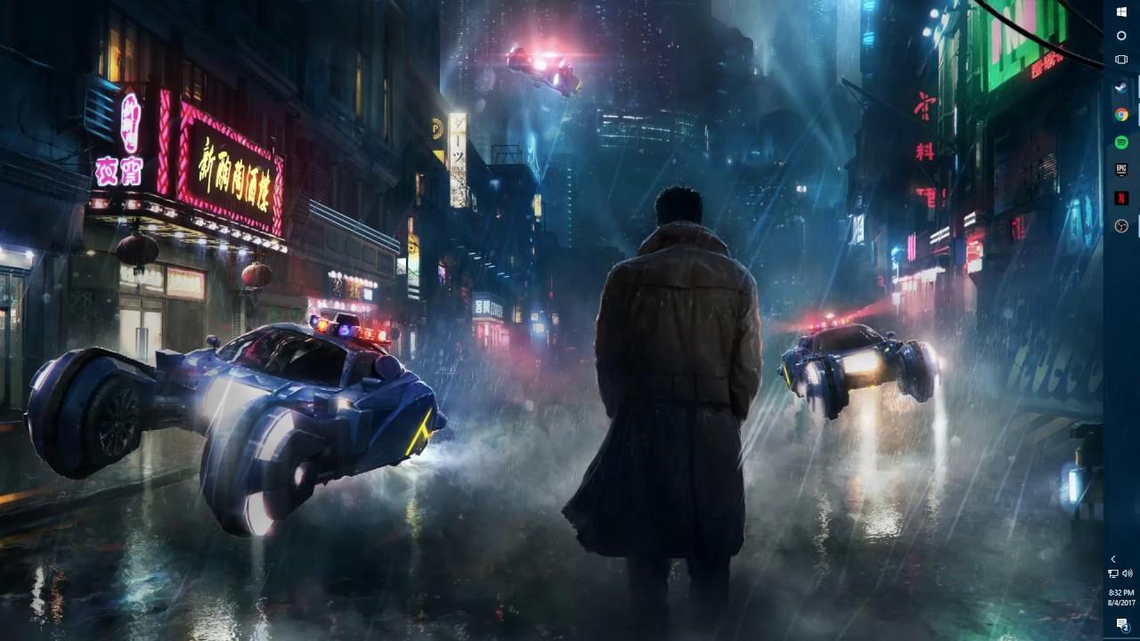 Blade Runner On Wallpaper Engine Blade Runner Wallpaper Engine 3075540 Hd Wallpaper Backgrounds Download