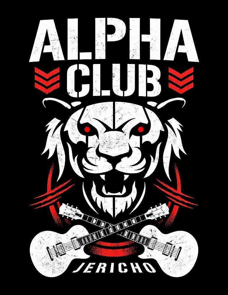 Chris Jericho Alpha Club Logo , HD Wallpaper & Backgrounds
