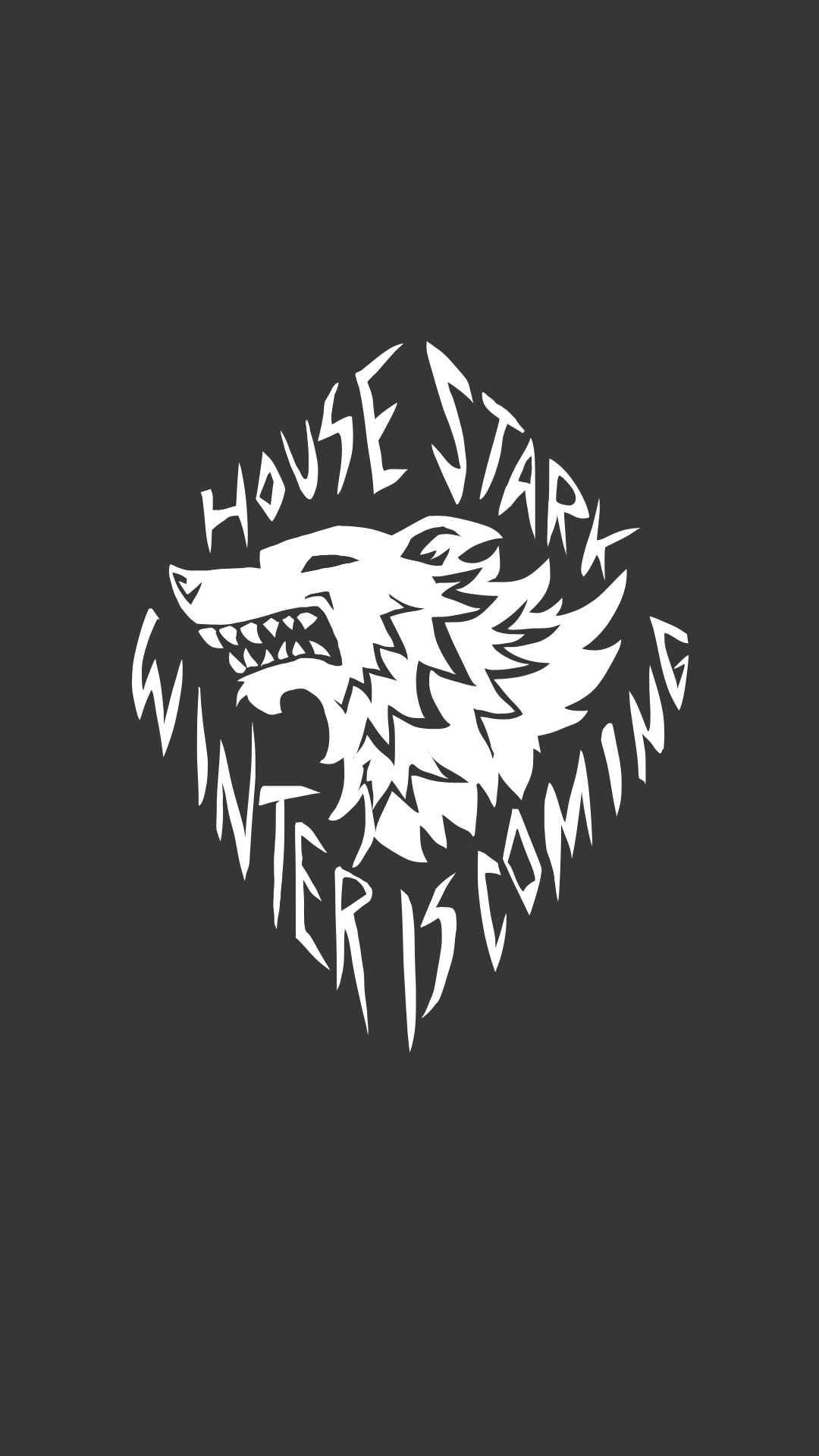 1080x1920 Funmozar House Stark Iphone Wallpapers House Stark 3077671 Hd Wallpaper Backgrounds Download