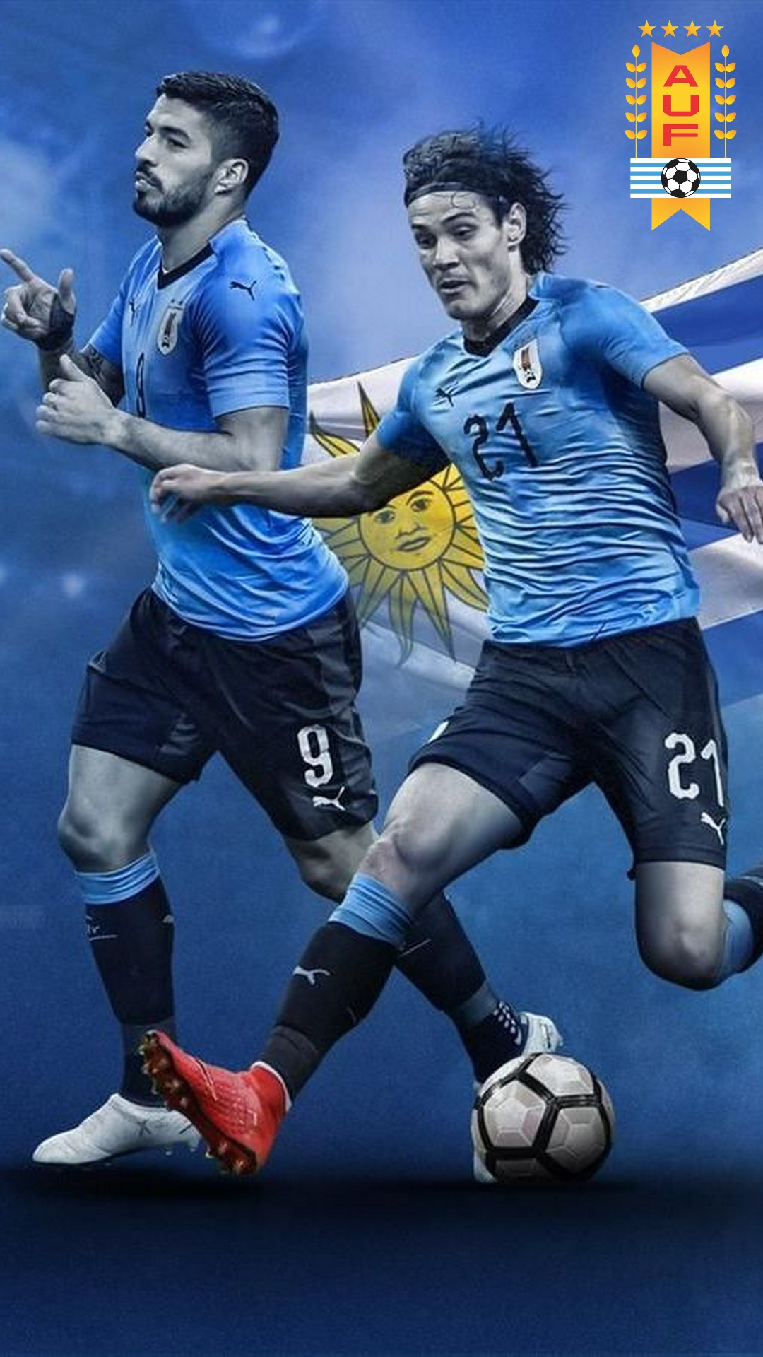 Iphone Wallpaper Hd Uruguay National Team With Resolution - Uruguay Wallpaper Iphone , HD Wallpaper & Backgrounds
