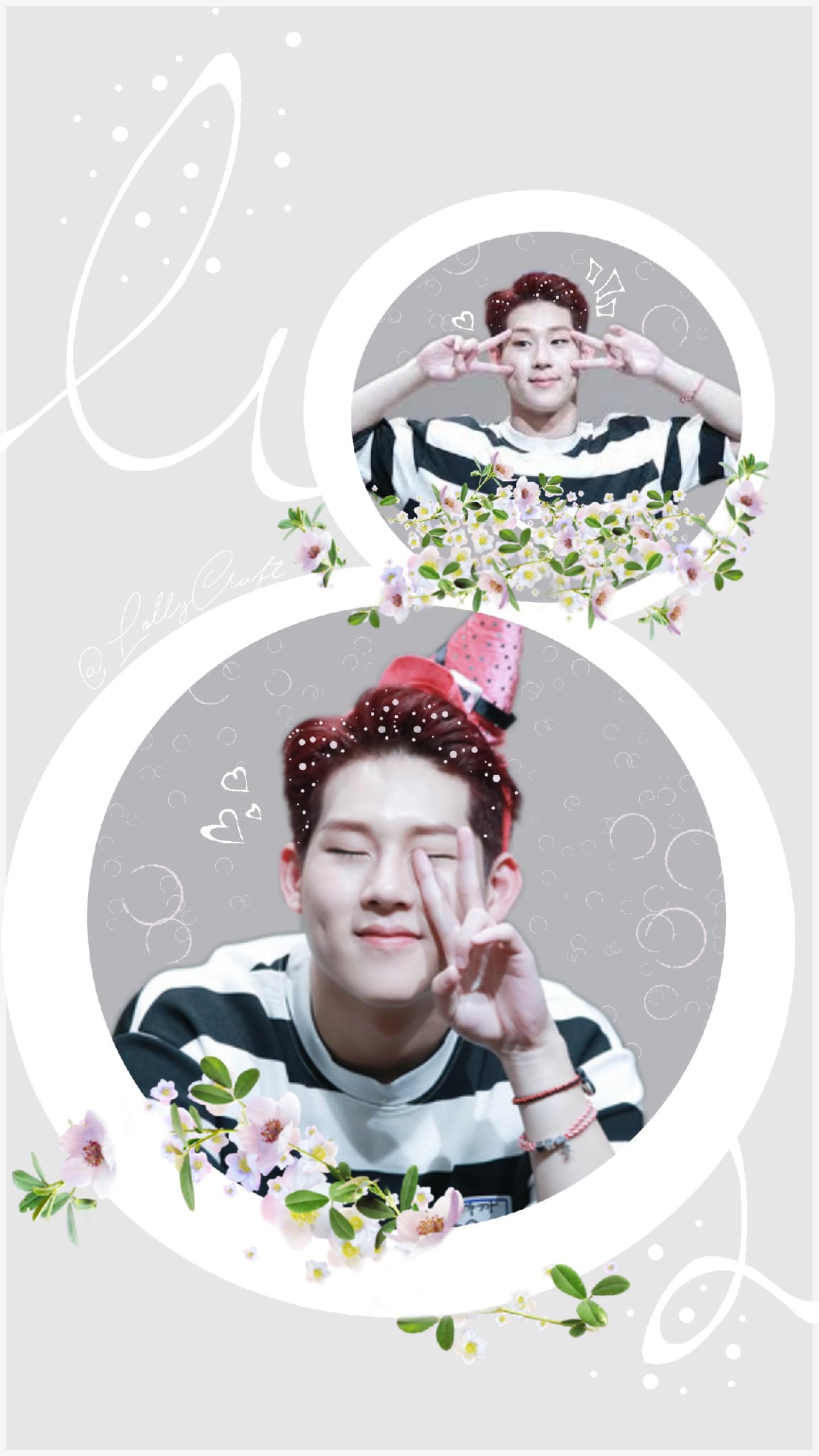 Jooheon Monsta X For My Darling Pasteljin Hope Illustration 3079331 Hd Wallpaper Backgrounds Download