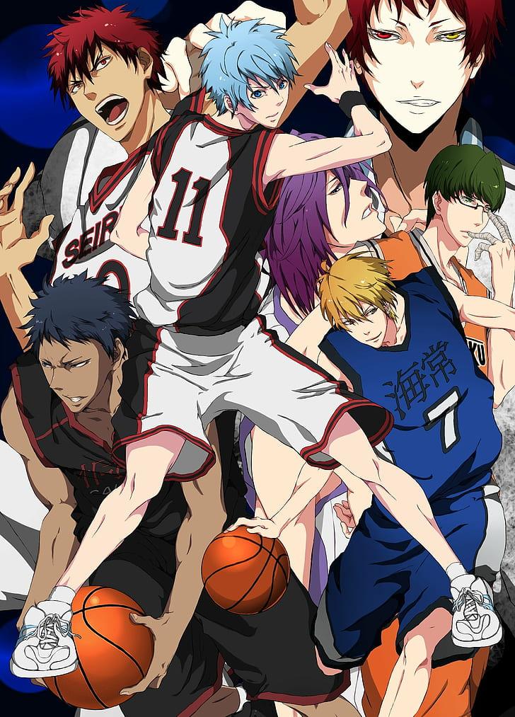 Anime, Boys, Cool, Kuroko No Basket Kuroko Tetsuya, - Kuroko No Basket Wallpaper Iphone , HD Wallpaper & Backgrounds