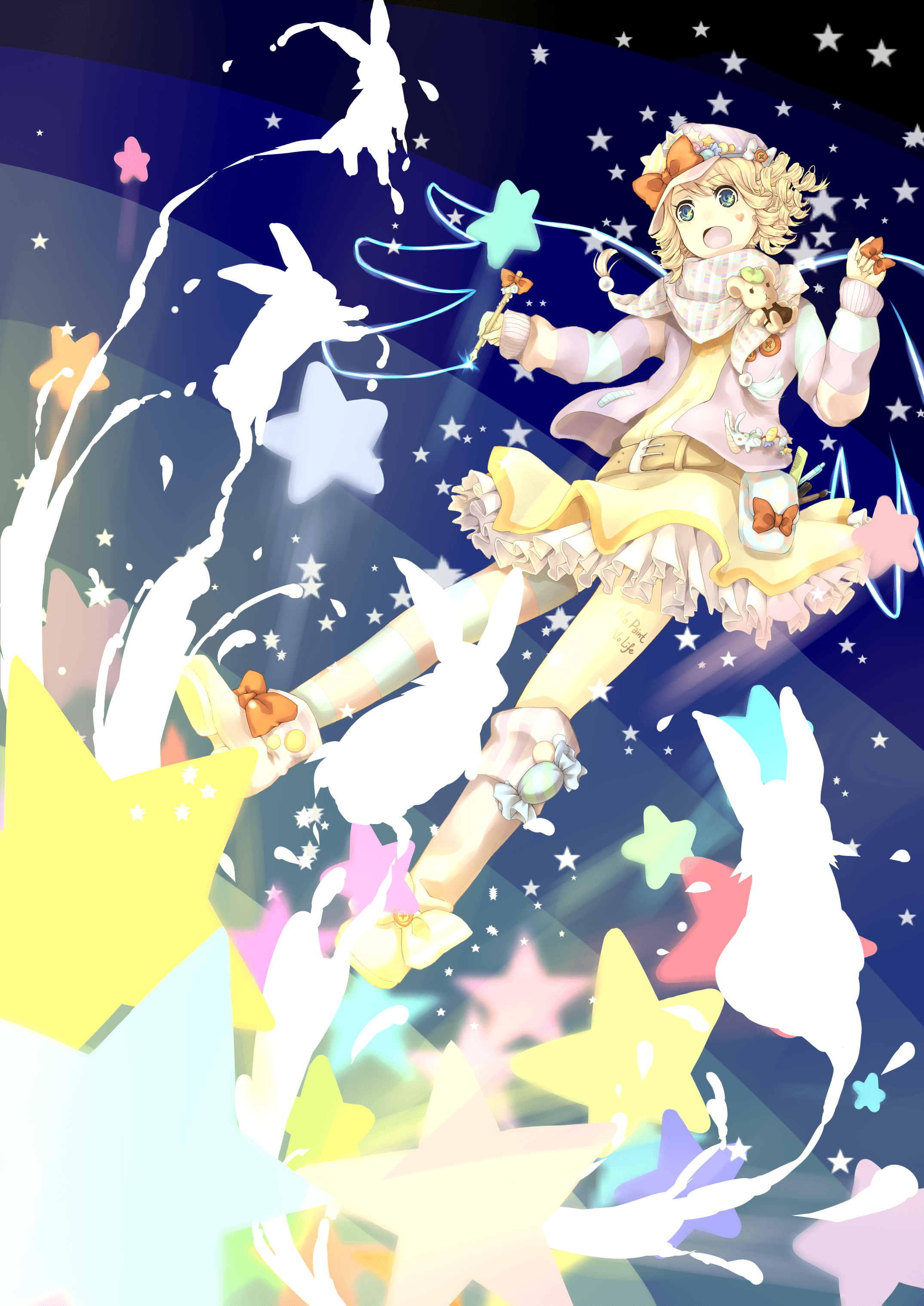 Kawaii Anime , HD Wallpaper & Backgrounds