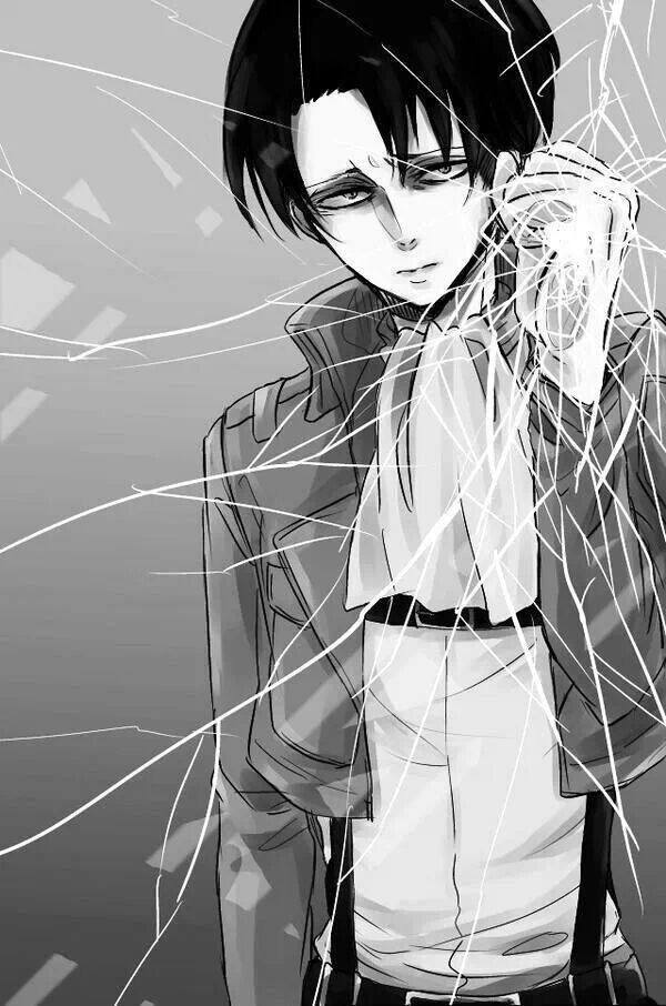 Attack On Titan Phone Wallpaper Levi Levi Wallpaper Anime Crack Screen Wallpaper Hd 3081082 Hd Wallpaper Backgrounds Download