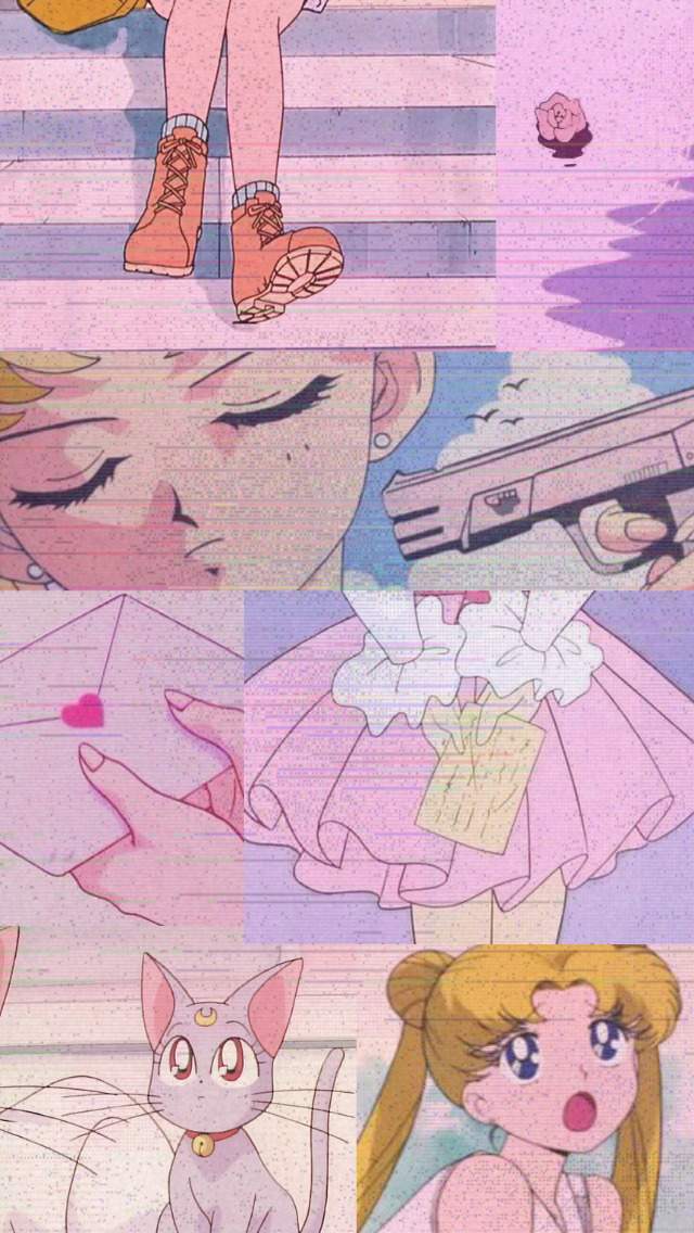 Iphone Wallpaper Vaporwave And Aesthetic Wallpaper Sailor Moon Aesthetic Wallpaper 3081196 Hd Wallpaper Backgrounds Download I made this by getting an a e s t h e t i c image and then. sailor moon aesthetic wallpaper