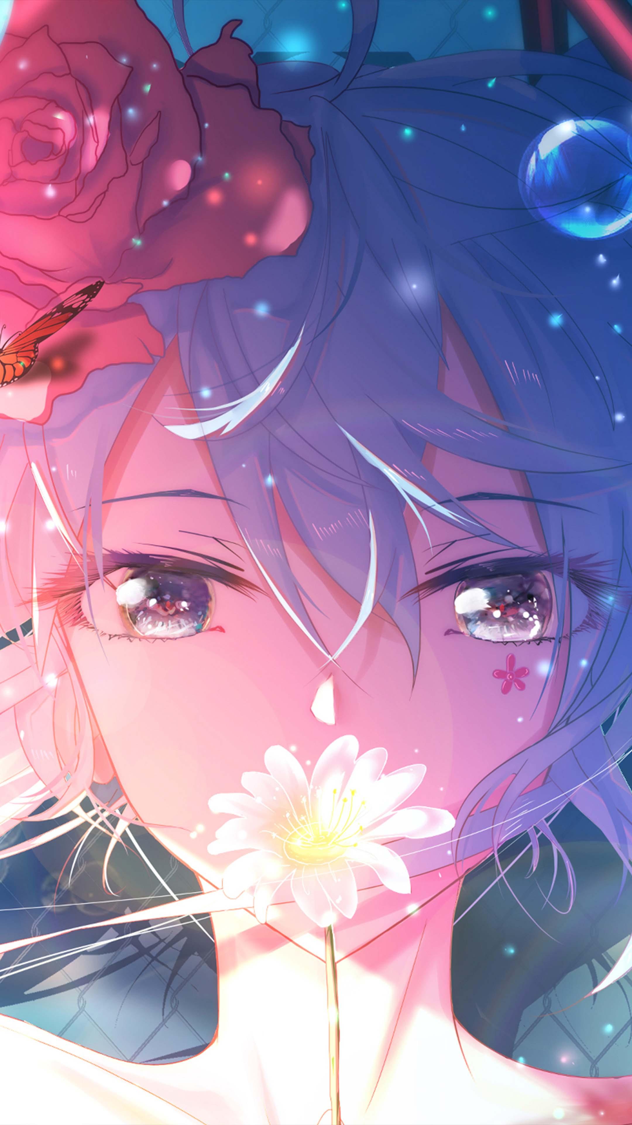 Anime Girl Wallpaper 4k Hd Wallpaper Backgrounds Download