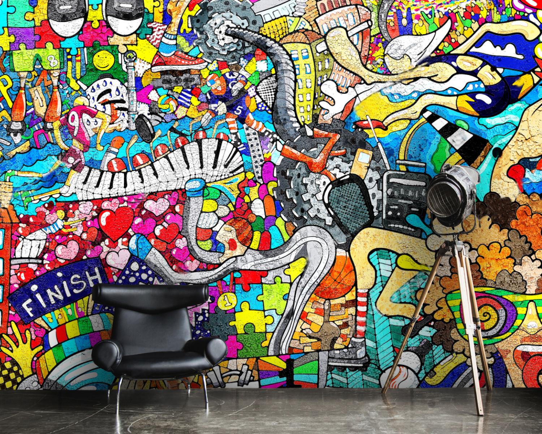Sports Graffiti , HD Wallpaper & Backgrounds